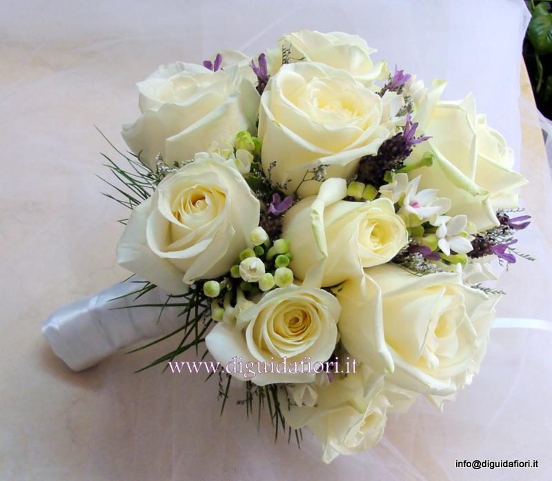 Bouquet X Sposa.Bouquet Fiori Da Sposa Fiorista Roberto Di Guida