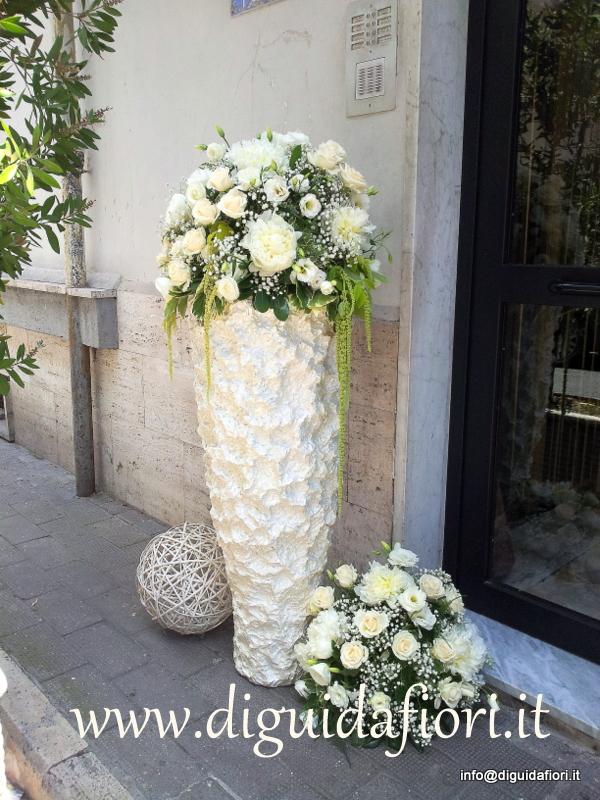 Casa della sposa fiorista roberto di guida - Allestimento casa della sposa ...