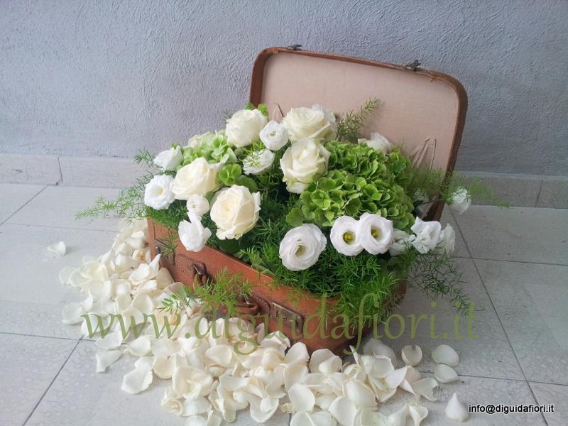 Addobbi casa della sposa addobbo floreale casa with - Addobbi per matrimonio casa della sposa ...