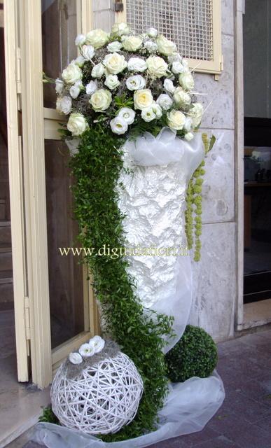 Decorazioni matrimonio scale migliore collezione - Addobbi tavoli matrimonio casa ...