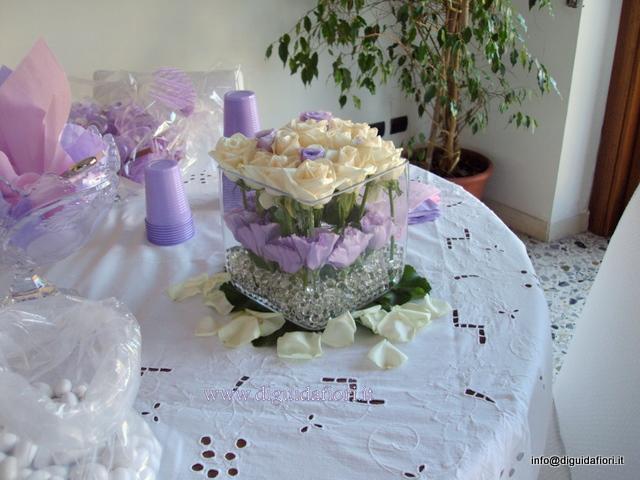 Casa della sposa fiorista roberto di guida - Come addobbare la casa della sposa il giorno del matrimonio ...