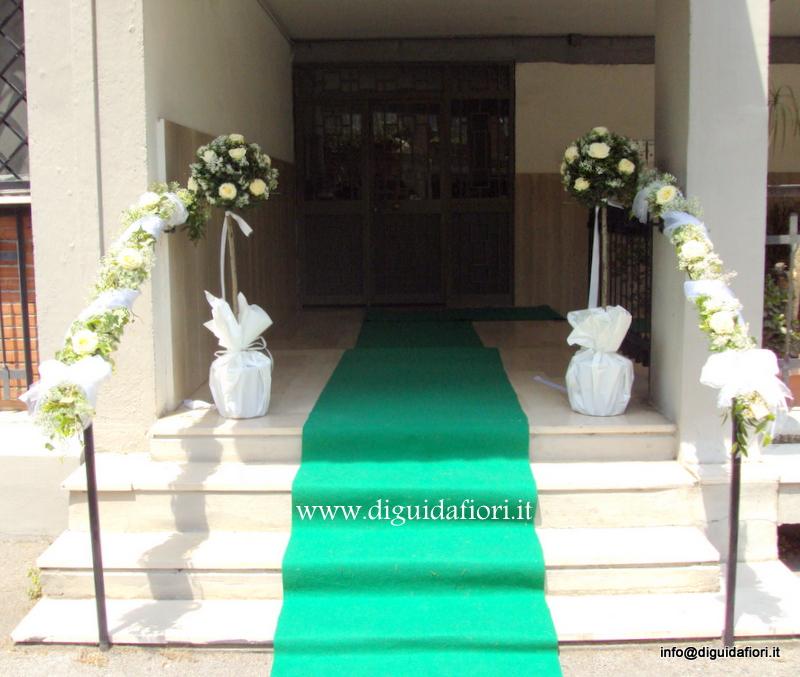 Casa della sposa fiorista roberto di guida - Addobbi matrimonio casa della sposa ...