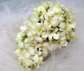 bouquet da sposa pendente