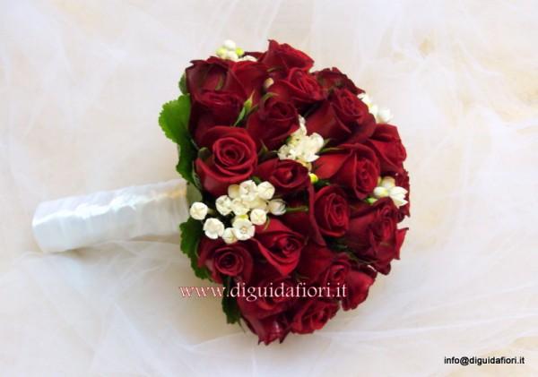 Eccezionale Il Bouquet da Sposa.la scelta! - Fiorista Roberto Di Guida BK99