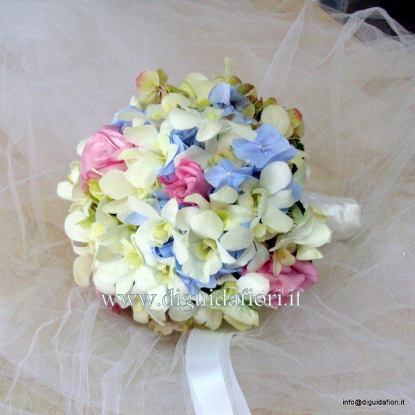 b5aaa58aa945 Il Bouquet da Sposa....la scelta! - Fiorista Roberto Di Guida