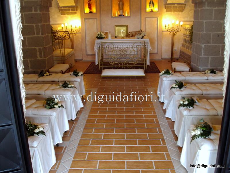 Addobbi floreali per la chiesa-Fiorista Napoli