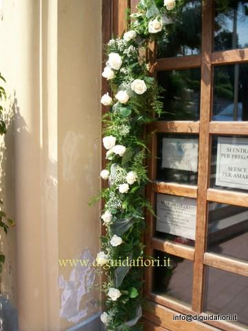Arco Di Fiori Per Matrimoni Fiorista Roberto Di Guida