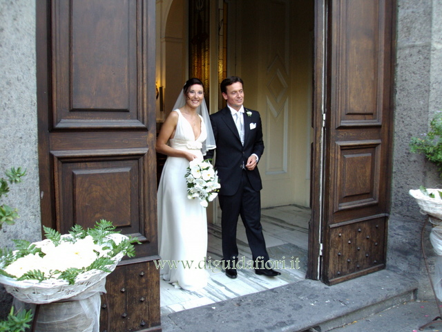 Matrimonio Roberto e Amalia