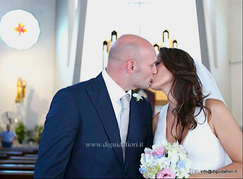 Matrimonio Antonio ed Enza