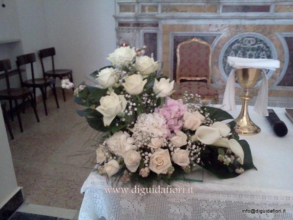 Matrimonio Antonio ed Assia - Fiorista Roberto Di Guida