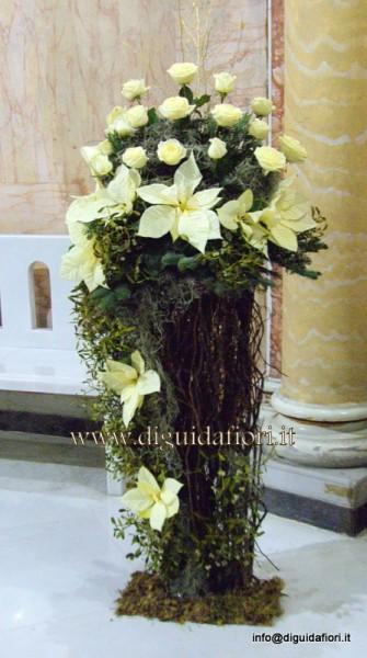 Matrimonio Natalizio Addobbi : Matrimonio claudia e salvatore fiorista roberto di guida