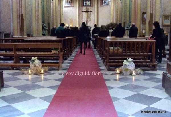 Matrimonio Natale Chiesa : Matrimonio claudia e salvatore fiorista roberto di guida