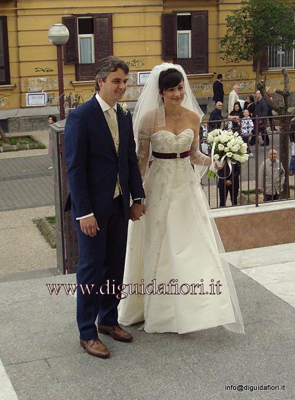 Matrimonio Giorgia e Martijn – Fiorista Napoli