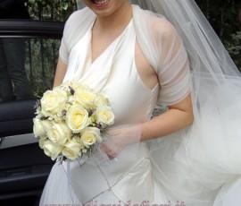 la sposa Gabriella