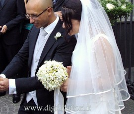 sposi Sergio e Valentina