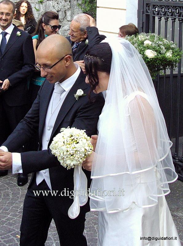 Matrimonio di Sergio e Valentina – Sposi Napoli