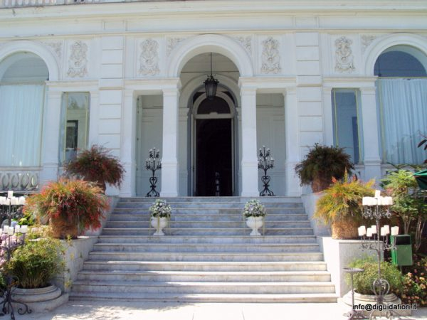 Villa Cilento Via Posillipo
