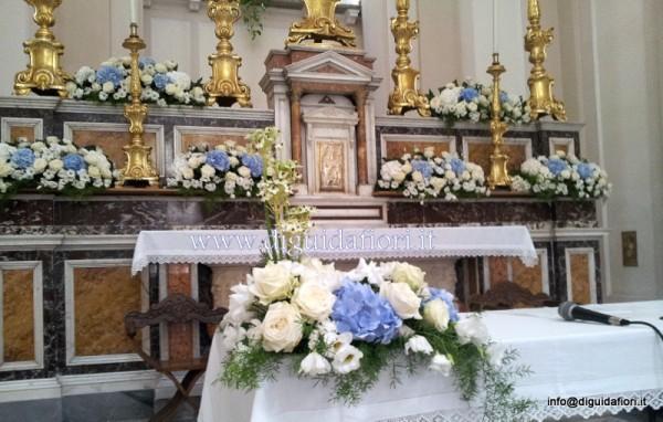 Ortensie Matrimonio Costo : Addobbo floreale con rose e ortensie matrimonio chiesa