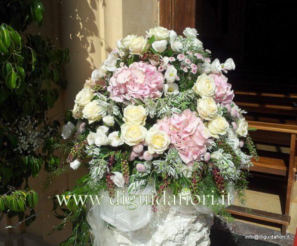 Rose Avalanche E Ortensie : Matrimonio di francesco ed angela chiesa santa maria del