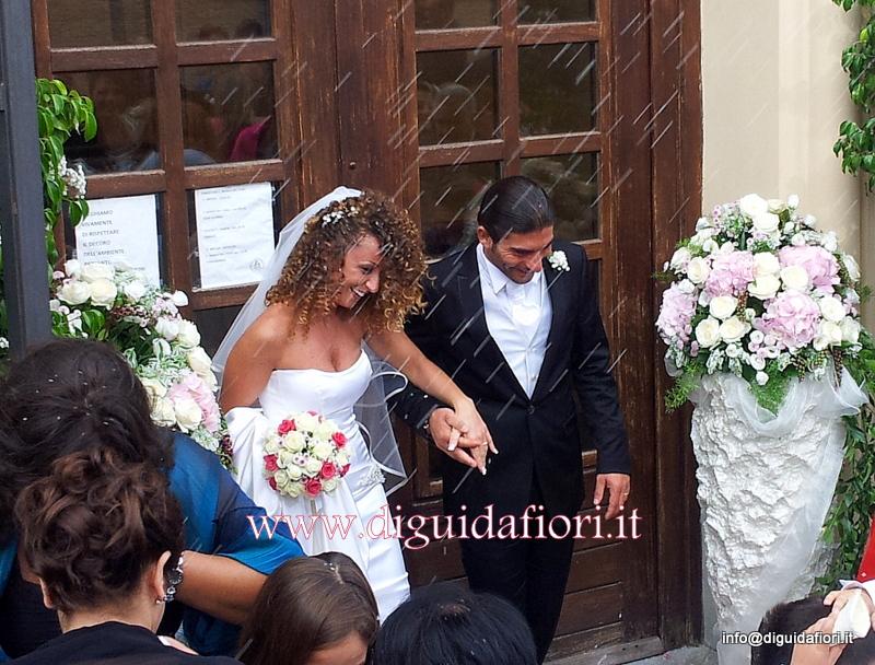 Matrimonio di Francesco ed Angela – Chiesa Santa Maria del Faro – Marechiaro Napoli