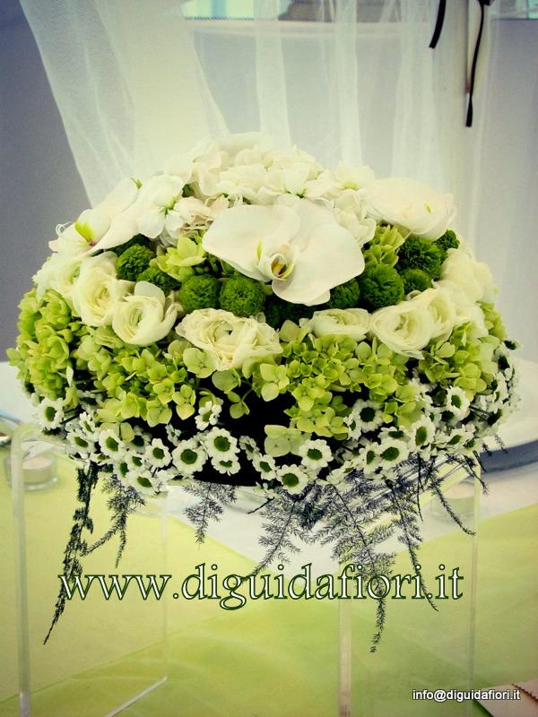Matrimonio In Verde E Bianco : Addobbi chiesa matrimonio bianco e verde migliore