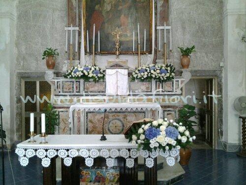 Matrimonio in tema marino – Chiesa dell'Assunta a mare Pozzuoli