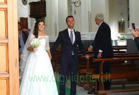 Matrimonio di Rita e Giuseppe – Duomo di Caiazzo (CE)
