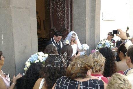 Nozze di Nunzia e Biagio – Matrimonio a Torre del Greco
