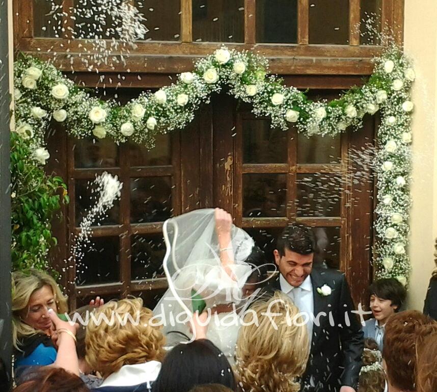 Quanto costa un addobbo floreale per matrimonio?