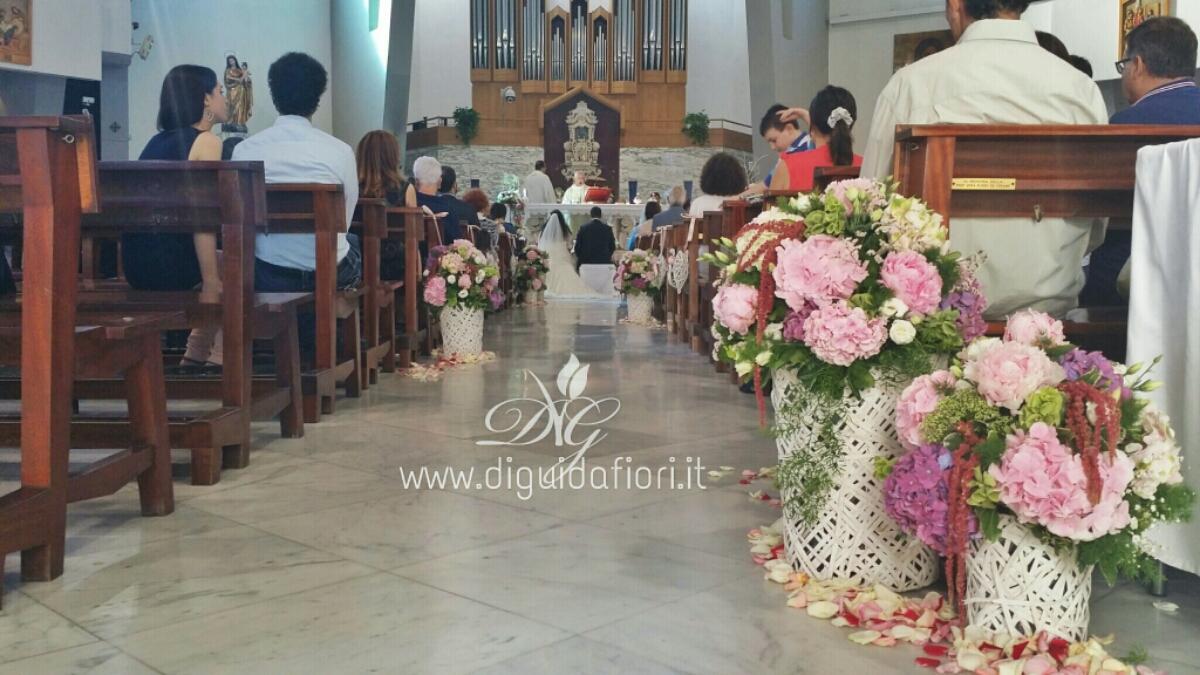 spesso Matrimonio di Alex e Fiorella - Chiesa Santa Maria della Rotonda  RN46