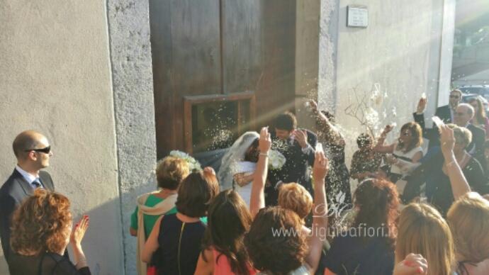 Matrimonio di Alba e Fabio – Castello di Limatola (CE)