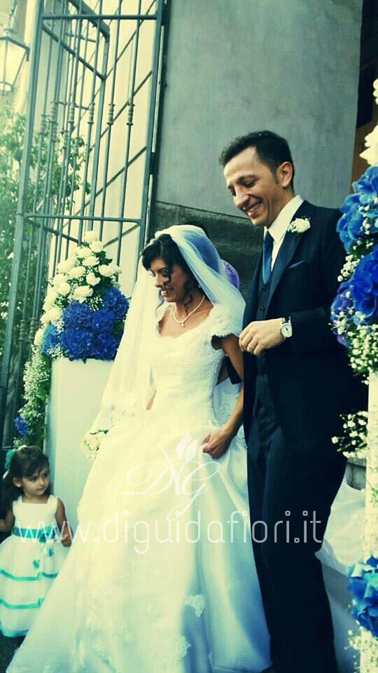 Matrimonio di Umberto e Diana – Chiesa di San Giuseppe a Chiaia