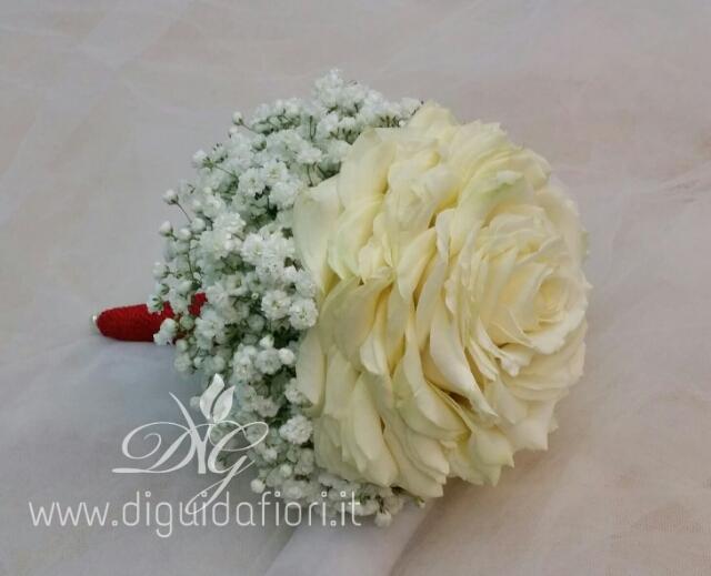 Bouquet da sposa rosone – Accessori per matrimonio