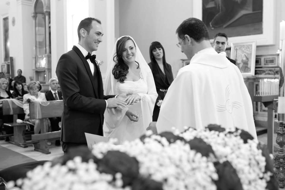 Matrimonio di Giuseppe e Silvia – Parrocchia SS. Corpo del Signore Napoli