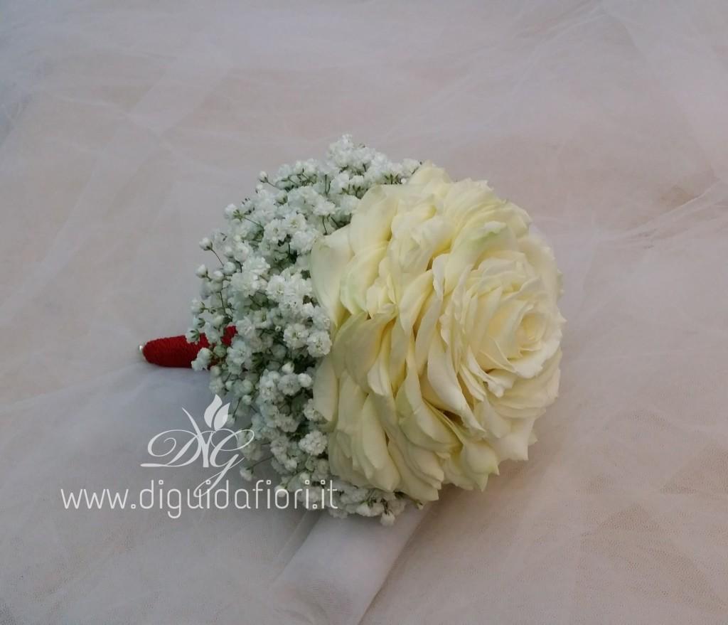 bouquet da sposa rosone