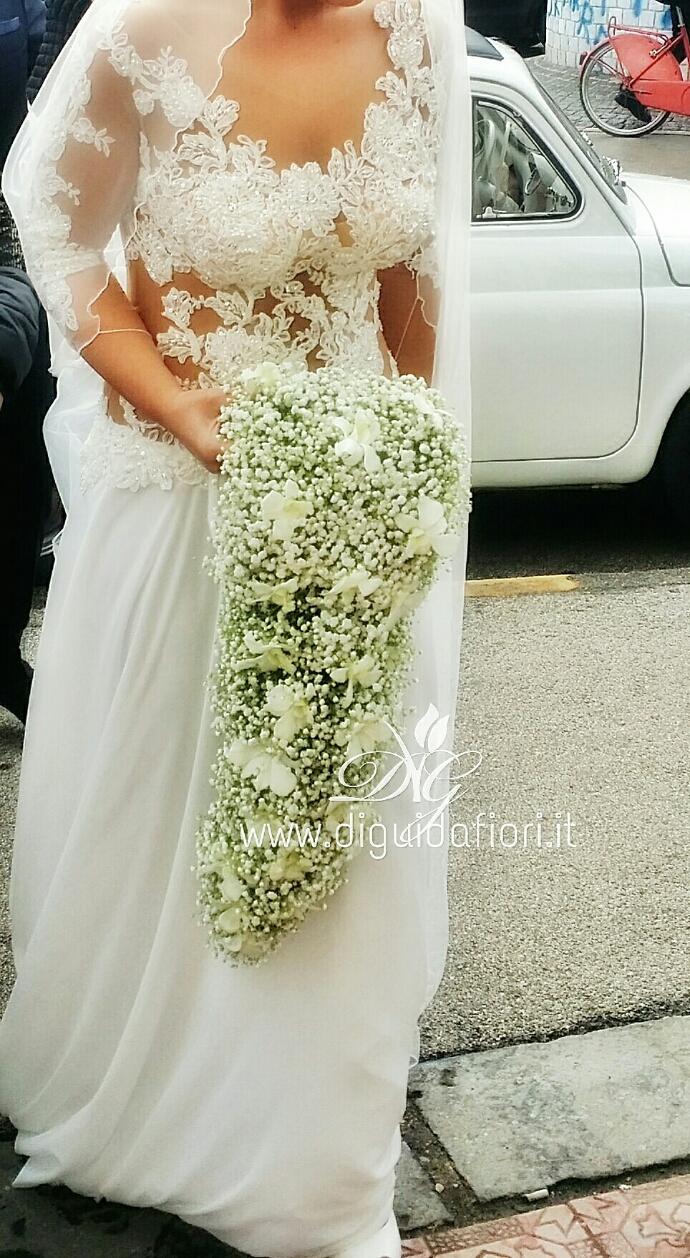 Matrimonio Tema Neve : Bouquet da sposa a forma di scaldamani matrimonio tema