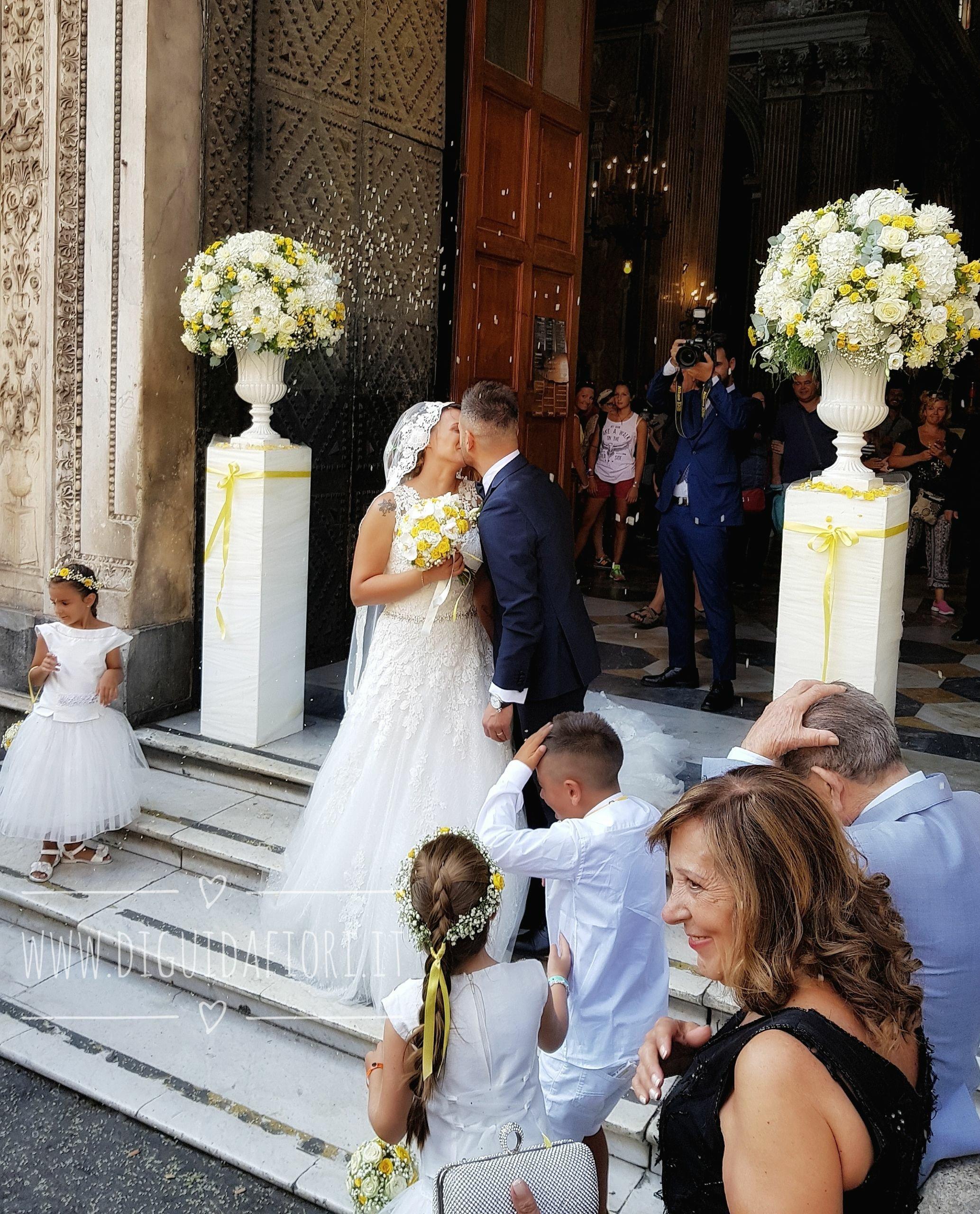 Matrimonio di Raffaele e Maria – Chiesa del Gesù Nuovo Napoli