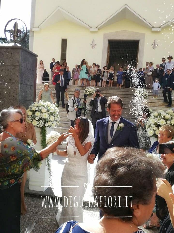 Matrimonio di Fabrizio e Roberta – Chiesa San Giovanni Battista dei Fiorentini Napoli