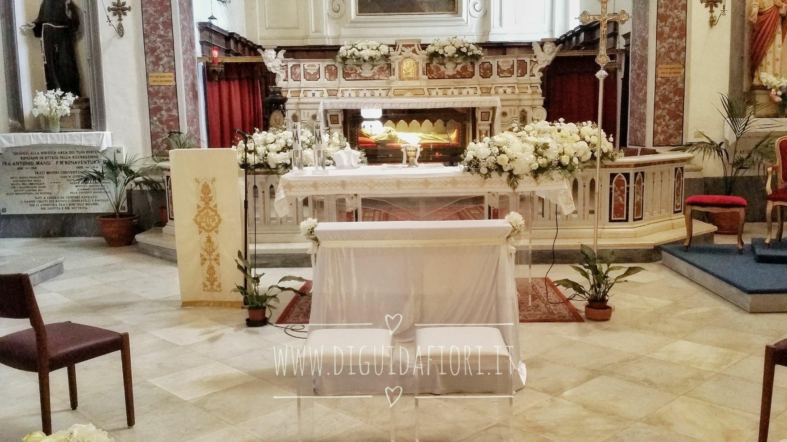 Rose Avalanche E Ortensie : Matrimonio di alessandra e marco chiesa san francesco