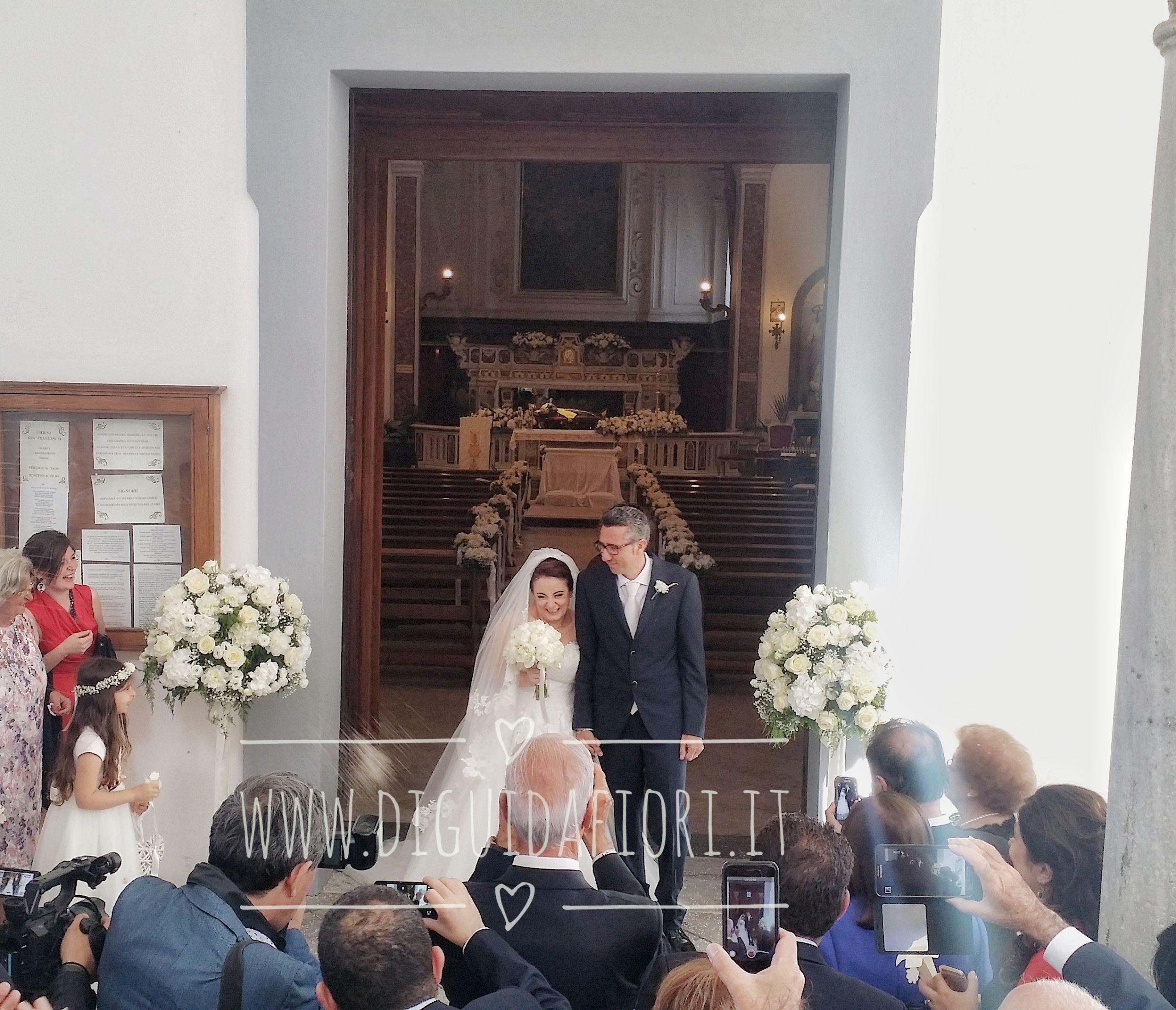 Matrimonio di Alessandra e Marco – Chiesa di San Francesco Ravello
