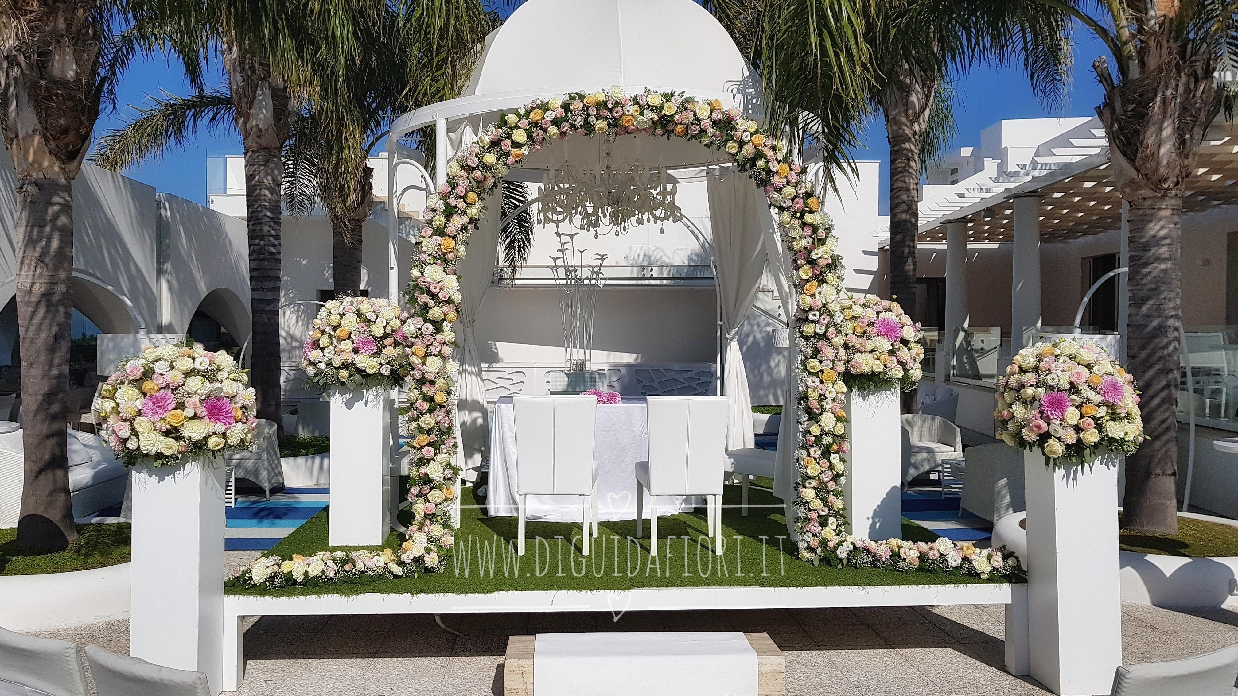 Matrimonio con rito civile – Al Chiar di Luna