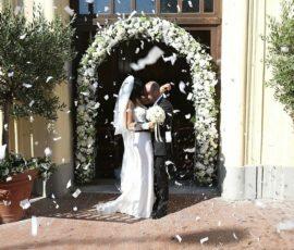 Matrimonio di Antonio e Annamaria – Chiesa Santa Maria del Faro
