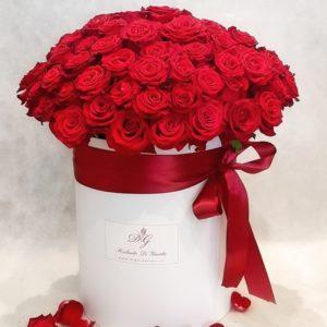 Fiori in scatola – flowers in a box