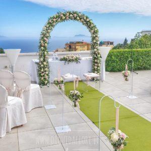 Matrimonio con rito civile – Villa Cilento Napoli