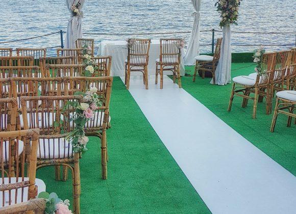 Matrimonio a Villa Imperiale Napoli – Rito Civile