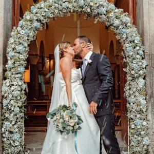 Matrimonio di Stefania ed Eugenio – Torre la Cerniola